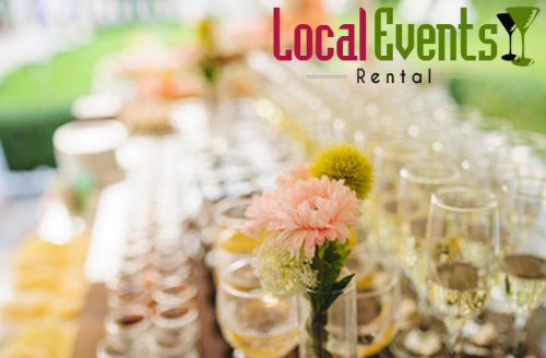 Party Rentals Los Angeles